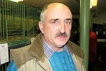 Chovatel Zdeněk Kořán