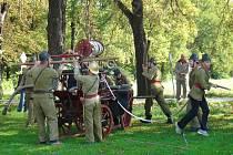 Litenští hasiči oslavili 130 let