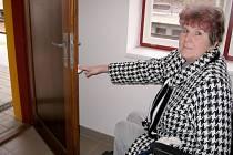 Jarmila Gruntová ověřila bezbariérovost hořovické vlakové stanice