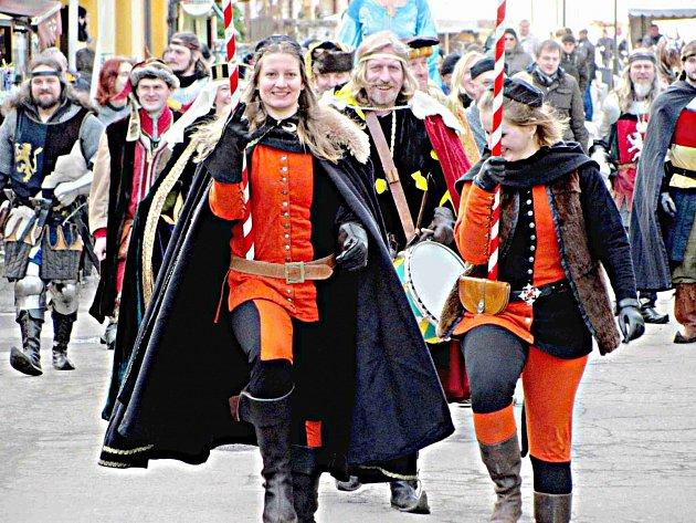 Královský advent v Karlštejně