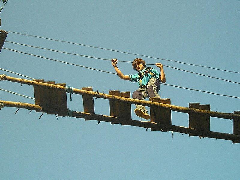 Učně zaujaly adrenalinové sporty