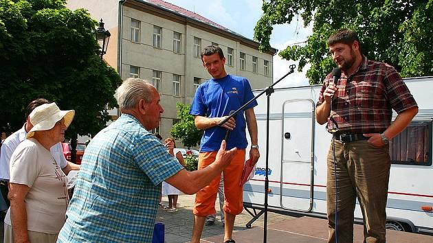 Také na Dni s Deníkem obyvatelé Hořovic poukazovali na špatnou údržbu zeleně ve městě.