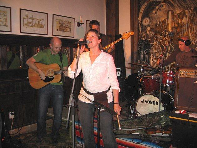 Irská hudba nadchla všechny přítomné
