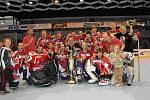 Beroun obhájil titul mistrů extraligy v in-line hokeji