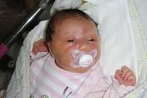 S pěknou váhou 4,22 kg a mírou 52 cm se 19. července 2019 narodila Denisa Štochlová, dcera manželů Andrey a Martina. Denisku si rodiče odvezli domů do Broum.