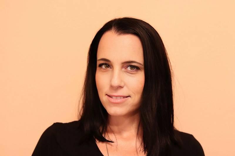 Ředitelka Veronika Maslíková.