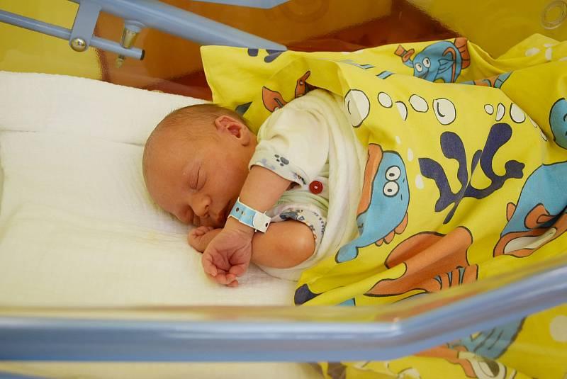 Tomáš Dvořák se rodičům Petře Žabové a Tomáši Dvořákovi narodil v benešovské nemocnici 8. června 2021 v 8.42 hodin, 3630 gramů. Doma v Benešově na něj čekala sestřička Aneta (5,5).