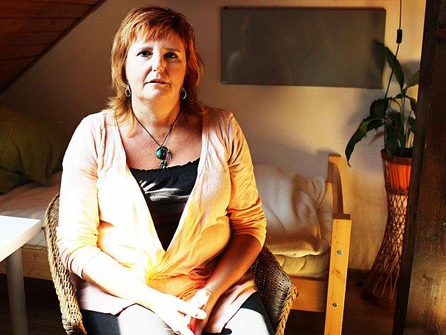 Alena Pecková, ředitelka Klubíčka