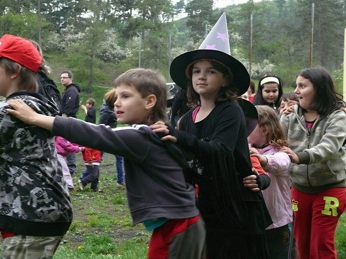 Čarodějnice v Králově Dvoře