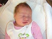 STELLA Hořínková, prvorozená holčička rodičů Adriány a Patrika se narodila 10. března 2017. Stellinka v ten den vážila 3,78 kg a měřila 49 cm. Novopečená rodinka má domov v Berouně.