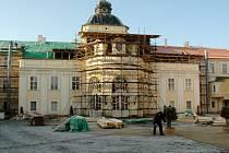 Rekonstrukce zámku Hořovice