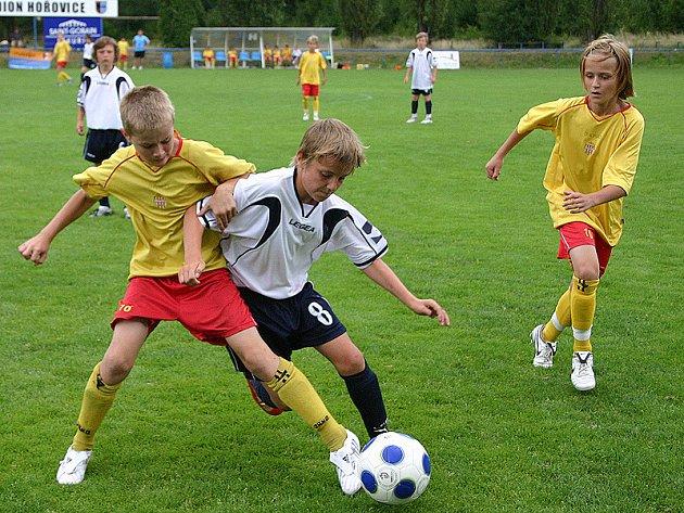 Senator´s cup: finále Hořovicko A - Příbram A 0:0, na penalty 2:3