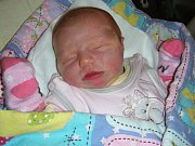 ROZÁLIE Koptová se prvně rozkřičela do světa 14. dubna 2018, vážila 3,71 kg a měřila 50 cm. Rodiče si prvorozenou dcerku Rozárku odvezli domů do Prahy.