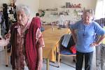 Domovy seniorů zajišťují svým klientům i sportovní vyžití. Do zdického domova se sjíždějí klienti podobných zařízení z celého berounského regionu, a to na květnovou sportovní olympiádu.