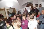 V Muzeu Českého krasu pokřtili dvě knihy.
