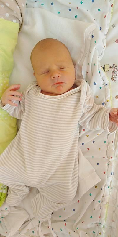 Tomáš Michálek se poprvé rozkřičel 2. června 2021 v 9. 23 hodin v Čáslavi. Pyšnil se porodními mírami 3300 gramů a 50 centimetrů. Doma v Kutné Hoře ho přivítali maminka Iveta a tatínek Jan.