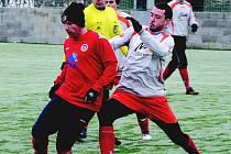 Fotbal: Antonín Rampa, FK Hořovicko