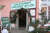 Muzeum Betlémů v Karlštejně má otevřeno i na Štědrý den