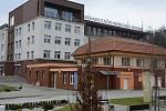 Rehabilitační nemocnice Beroun.