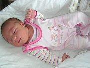 MAMINKA Denisa Rendlová z Berouna přivedla na svět 8. května 2017 holčičku a tatínek Jaroslav Rendl pro ni vybral jméno Natálie. Natálka vážila po narození pěkných 3,83 kg a měřila rovných 50 cm.