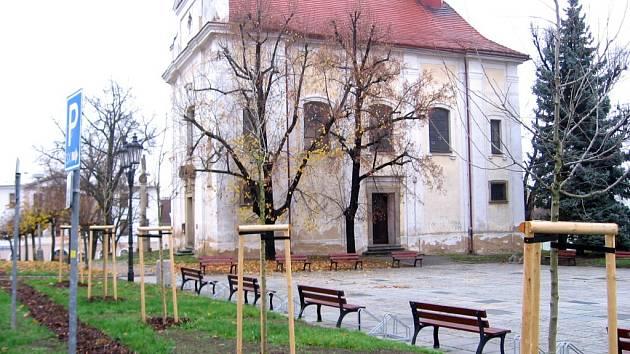 Palackého náměstí Hořovice