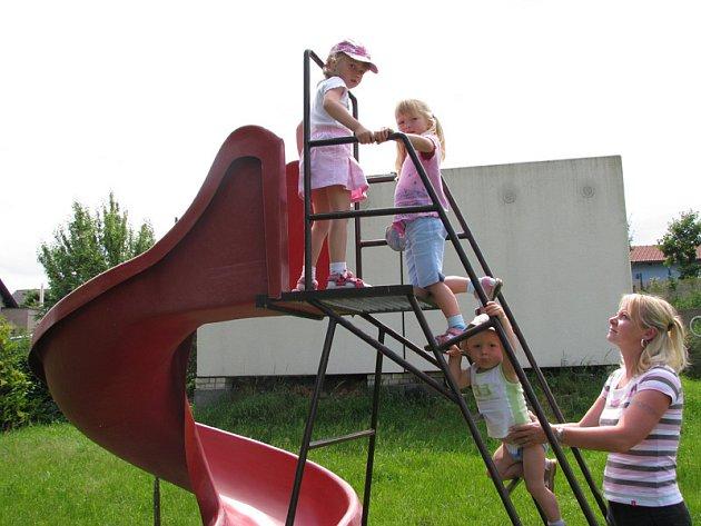 Hořovická mateřinka přijme více dětí