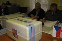 Komunální a senátní volby na Berounsku