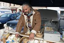 Farmářské trhy v Berouně