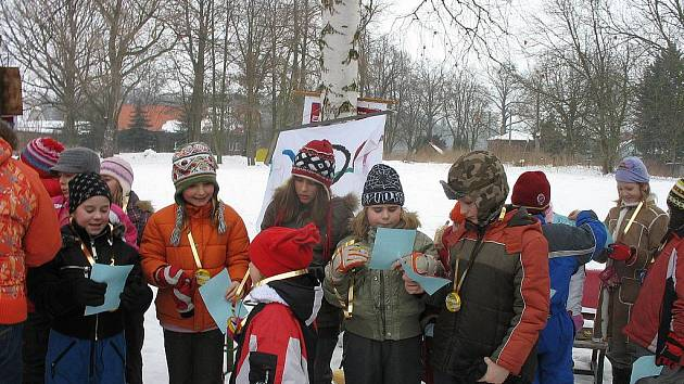 Z olympiády si osovští školáci odnesli medaile i diplomy