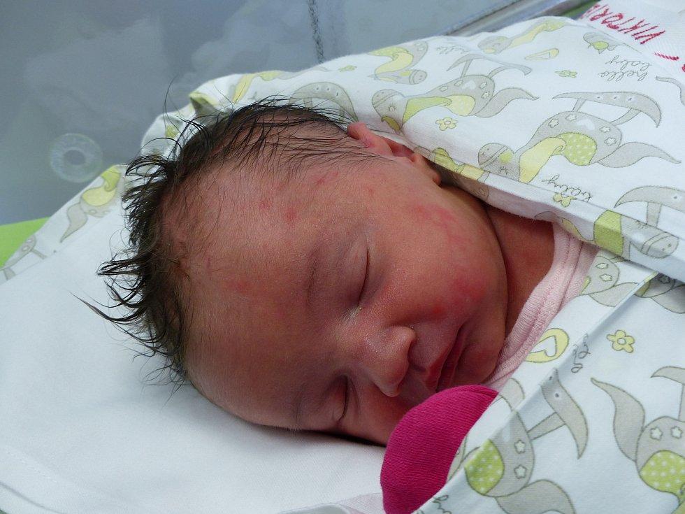 Viktorie Šímová se narodila 12. května 2021 v kolínské porodnici, vážila 3370 g a měřila 50 cm. V Nové Vsi I bude vyrůstat s maminkou Kristýnou a tatínkem Václavem.