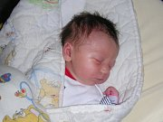 Nela Roubíčková přišla na svět 1. ledna 2019. Nelinka je první narozenou holčičkou na Nový rok v hořovické porodnici U Sluneční brány.