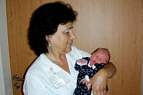 Dětská sestra Marie Vacovská působí v Nemocnici Hořovice už čtyřicet let