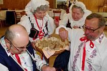 Oslavy baráčníků v Hostomicích