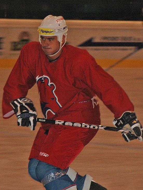 Berounští hokejisté mají za sebou první trénink na ledě
