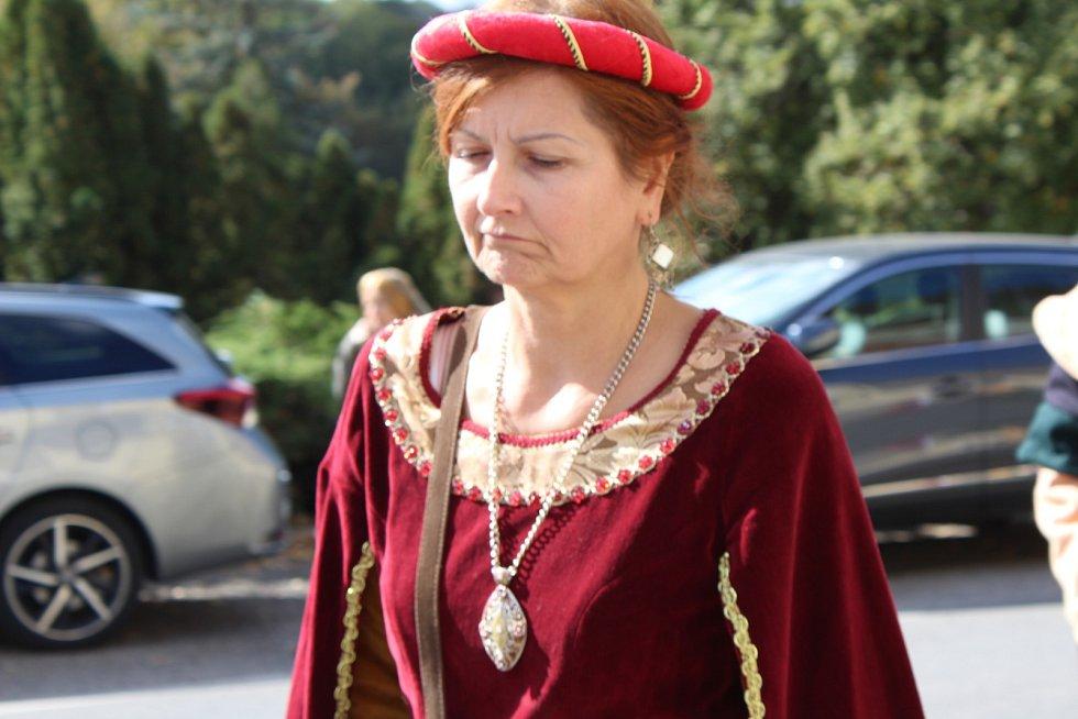 Tradiční, již 22. Karlštejské vinobraní, konané o víkendu 29. a 30. září, opět přilákalo tisíce lidí z České republiky i ze zahraničí. Připraven byl stejně jako každoročně bohatý program pro oba dny.
