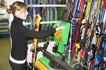 Seřízení lyží ochrání před úrazem