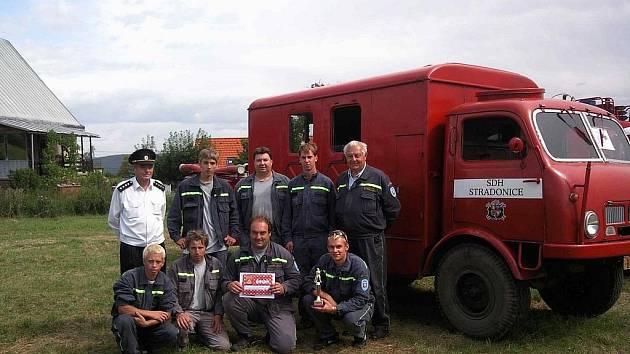 Sbor dobrovolných hasičů Stradonice