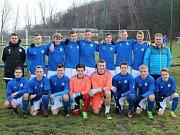 Hořovicko U19 zakončilo podzim na druhém místě divize.