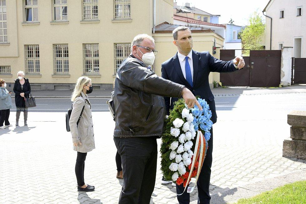 V Berouně si připomněli 76. výročí Dne vítězství v Evropě.
