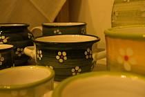 V Muzeu berounské keramiky byla otevřena nová výstava, která je věnována památce Martina Náplavy, známého hrnčíře a keramika.