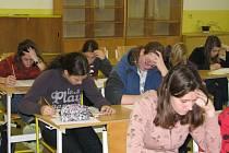 Berounská Jungmannova základní škola zkouší testy před jejich použitím