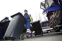 V mnoha obcích platí občané za svoz komunálního odpadu už maximální výši paušálního poplatku