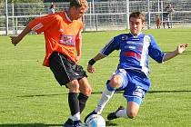 Cábelíci po úspěšném vstupu do letošního ročníku divize prohráli v Domažlicích 0:2.