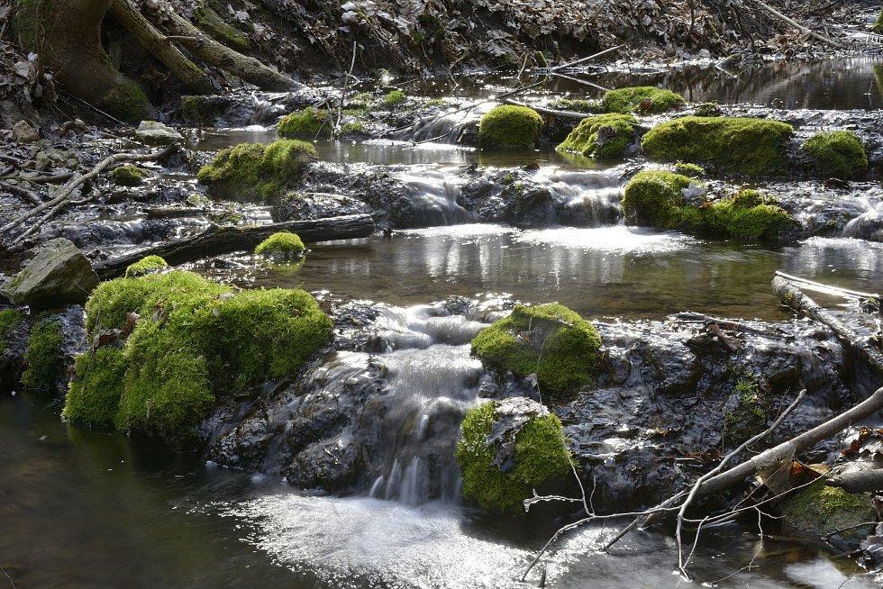 Národní přírodní rezervace Koda - Kodské kaskády.