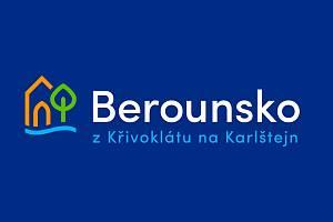 Logo destinační agentury Berousko.