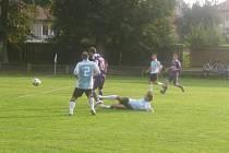 Fotbal: I.B třída: Žebrák - Všenory 1:2