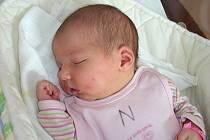S krásnou váhou 4,03 kg a mírou 52 cm se 4. dubna narodila Lucie Nováková a manželé Naďa a Petr přivedli holčičku na svět společně. Rodiče si prvorozenou dcerku Lucinku odvezou z porodnice do Králova Dvora.
