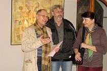 Brdské Múzy nabízejí i výstavu regionálních výtvarníků