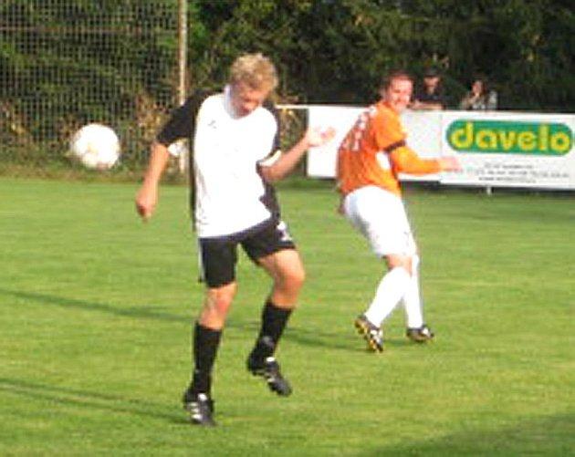 Fotbal, I.A třída: Hvozdnice - Hořovicko B 4:1