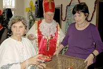 Berounští senioři si užili Mikulášskou besídku
